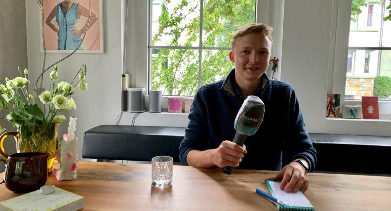 nterview mit Radio Hellweg Sascha Erdelhoff